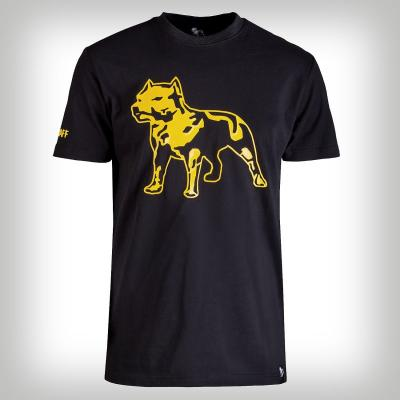 Amstaff-Logo-Shirt-gelb