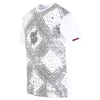 Blood-Black-Bandana-T-Shirt-weiss b3