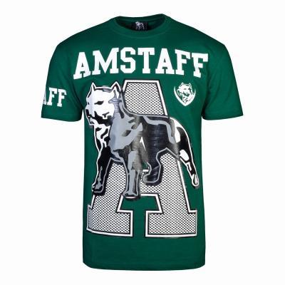 Amstaff-Alador-T-Shirt-gruen
